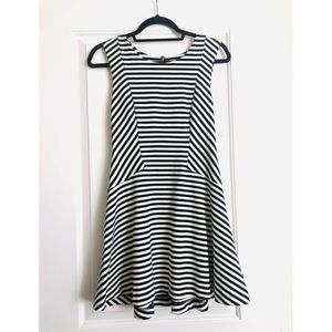 NWT Free People Women's Striped Shift Dress Small